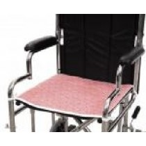 "Essential QuikSorb Wheelchair Underpad - 16"" Plaid"