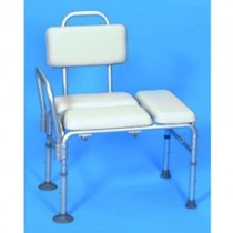 Essentials Padded TBathtub Transfer Bench B3005P