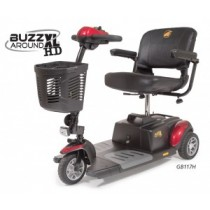 Golden Buzzaround XL Series 3-Wheel Scooter  #GB117H