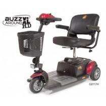 Golden Buzzaround XL Series 3-Wheel Scooter  #GB117H