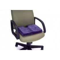 Essential Memory P.F. Sculpture Comfort Seat Cushion with Cut Out