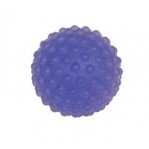Essential Dimpled Squeeze Ball - Firm - Orange