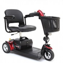 Pride Go-Go® Sport 3-Wheel Scooter #SC73