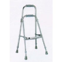 "Essential Pyramid Cane/Walker - 7/8"" Tubing (Hemi Walker)"