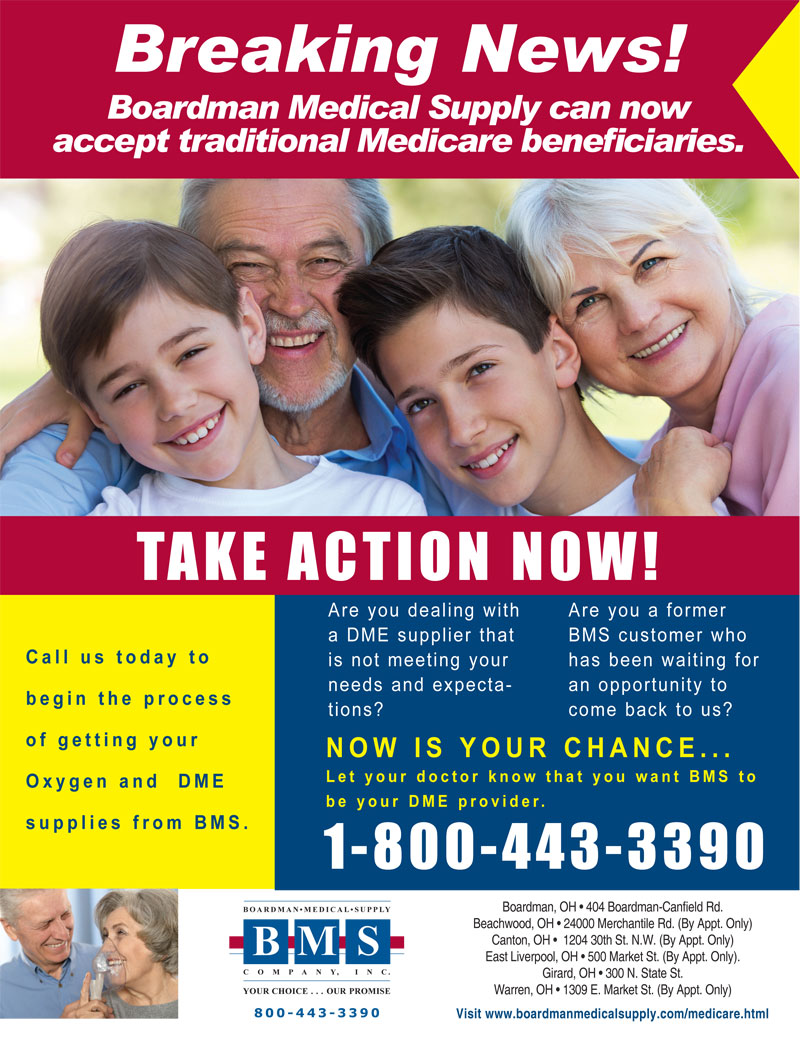 Medicare | Boardman Medical Supply