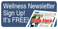 Wellness Newsletter Signup