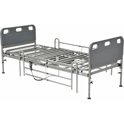 Competitor Semi-Electric Hospital Bed #HBDV1560CB