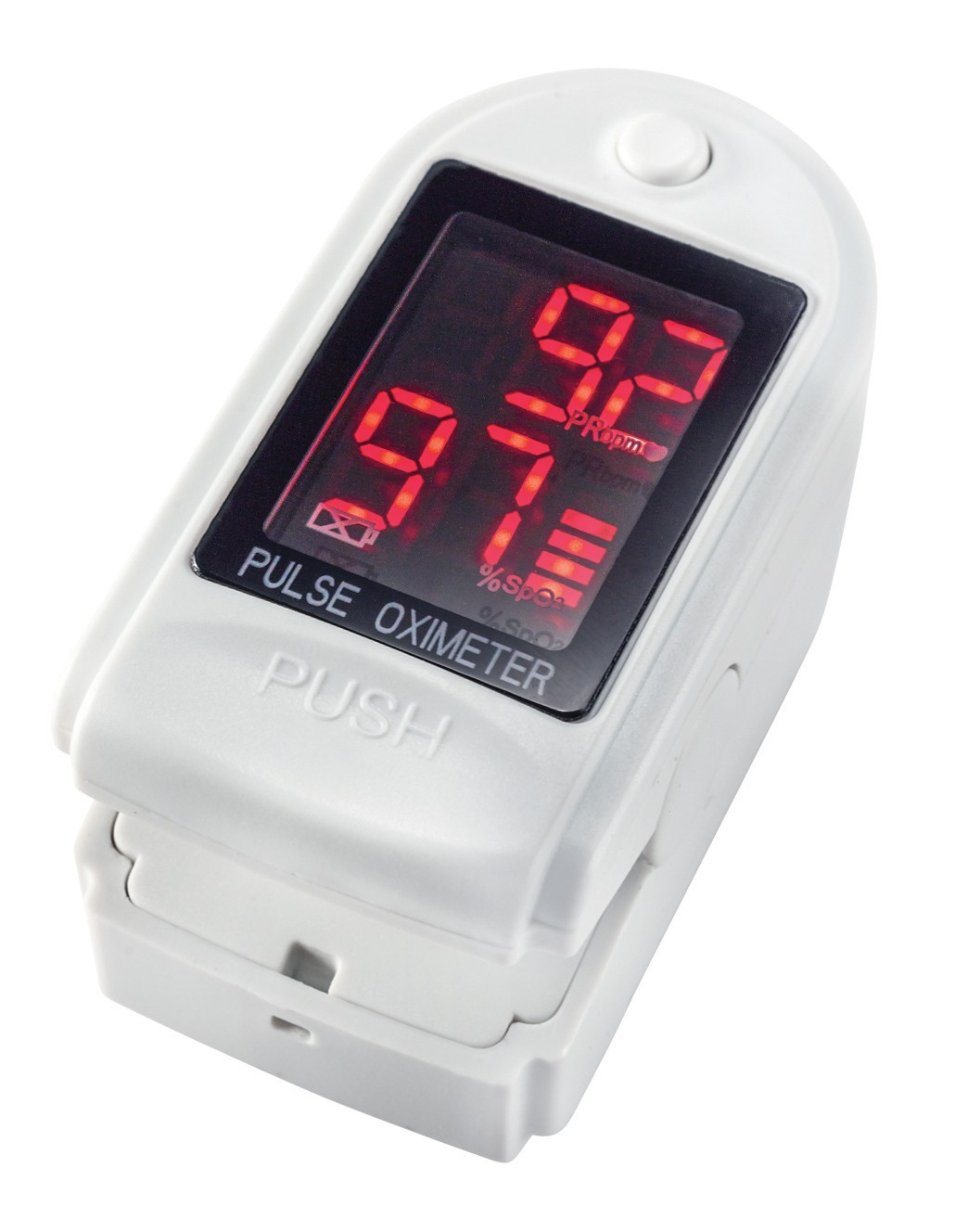 Drive Medical Fingertip Pulse Oximeter - MQ3000