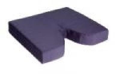 """Essential Molded Coccyx Cushion 18"""" x 16"""" x 3"""""""
