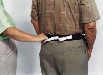 Essential Ambulation Gait Belt