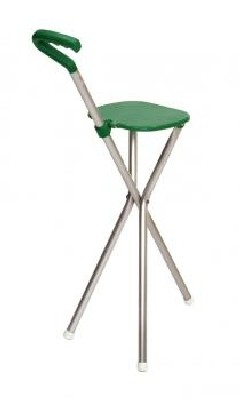 Essential Folding Seat Cane