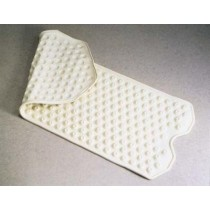 Essential Safety Bath Mat - Cream