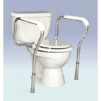 Essential Adjustable Toilet Safety Rails