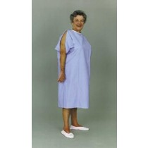 Essential IV Gown - Blue