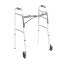 Drive Walker w/5 in Fixed Wheel #102104