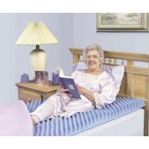 "Essential 4"" Convoluted Hospital Bed Pad"