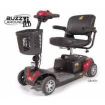 Golden Buzzaround XL Series 4-Wheel Scooter  #GB147H