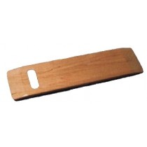 """Essential Hardwood Transfer Board - 8"""" x 30"""" One Hand Cut Out"""