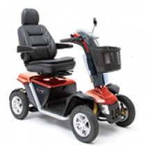 Pride Pursuit® XL 4-Wheel Scooter  #SC714