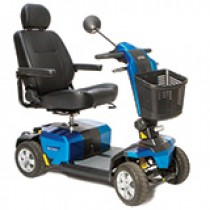 Pride Victory® 10 LX with CTS 4 Wheel Scooter #S710LX